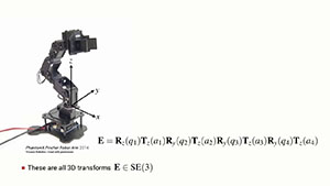 Robotic arms and forward kinematics | Masterclass | Robot Academy